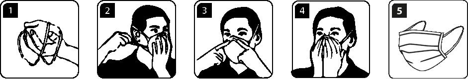 Masks instructions